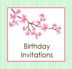 Birthday Photo Invitations