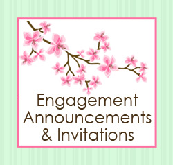 Engagement Announcements and Invitations