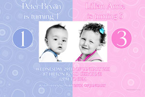 Boy birth announcements and baby thank you cards
