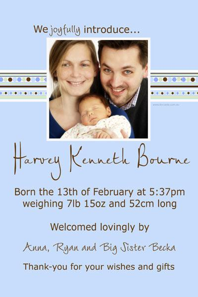 Birth Announcements and Baby Thank You Photo Cards for Boys - BA25-Photo cards, personalised photo cards, photocards, personalised photocards, baby cards, personalised baby cards, birth announcements, personalised birth announcements, christening invitations, personalised christening invitations, personalised invitations, personalised announcements, invitations, announcements, photo invitations, photo announcements, personalised photo invitations, personalised photo announcements, announcement cards, announcement photo cards, photo christening invitations, photo announcements, birthday invitations, personalised birthday invitations, photo birthday invitations, photocard birth announcements, photo card birth announcements, personalised photo card birth announcement, personalised photo birthday invitation, personalised invites, birth celebrations, personalised celebrations, personalised birth celebrations, baptism invitations, personalised baptism invitations, personalised photo baptism invitations, pregnancy announcements, pregnancy announcement cards,  pregnancy cards, personalised pregnancy announcements, personalised pregnancy announcement cards, personalised pregnancy cards, baby shower invitations, personalised baby shower invitations, engagement invitations, personalised engagement invitations, photo engagement invitations, personalised photo engagement invitations, engagement photo cards, save the date cards, personalised save the date cards, photo save the date cards, wedding thank-you cards, personalised wedding thank-you cards, wedding thank-you photo cards,
