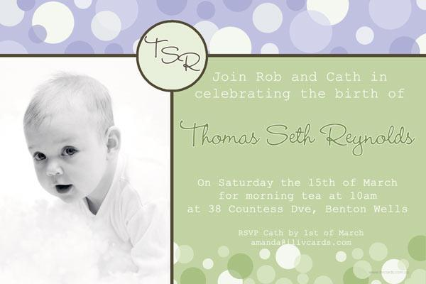 Baptism christening and naming invitations for boys with sage and baptism christening and naming invitations for boys with sage and blue bubbles stopboris Choice Image