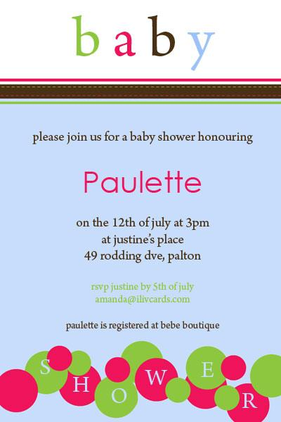 Baby Shower Photo Invitation - Baby Bubbles in Blue-Photo cards, photo card, invitation, invitations, photo invitations, photo invitation, baby shower invitation, baby shower photo invitation, baby shower invitaitons, baby shower photo invitations,