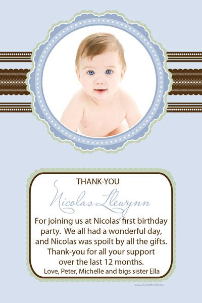 Baby, Birth, Baptism, Birthday Thank You Photo Cards for Boys BT03-Photo cards, personalised photo cards, photocards, personalised photocards, baby cards, personalised baby cards, birth announcements, personalised birth announcements, christening invitations, personalised christening invitations, personalised invitations, personalised announcements, invitations, announcements, photo invitations, photo announcements, personalised photo invitations, personalised photo announcements, announcement cards, announcement photo cards, photo christening invitations, photo announcements, birthday invitations, personalised birthday invitations, photo birthday invitations, photocard birth announcements, photo card birth announcements, personalised photo card birth announcement, personalised photo birthday invitation, personalised invites, birth celebrations, personalised celebrations, personalised birth celebrations, baptism invitations, personalised baptism invitations, personalised photo baptism invitations, pregnancy announcements, pregnancy announcement cards,  pregnancy cards, personalised pregnancy announcements, personalised pregnancy announcement cards, personalised pregnancy cards, baby shower invitations, personalised baby shower invitations, engagement invitations, personalised engagement invitations, photo engagement invitations, personalised photo engagement invitations, engagement photo cards, save the date cards, personalised save the date cards, photo save the date cards, wedding thank-you cards, personalised wedding thank-you cards, wedding thank-you photo cards,