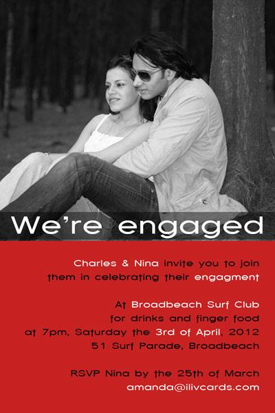 Engagement Photo Invitations-engagement invitation, wedding invitation, thankyou, wedding invitations, wedding cards, engagement invitations, wedding thankyou, wedding thankyou cards