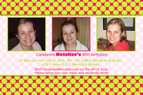 Adult Birthday Invitations for 21st, 30th 40th Birthdays and More AI21-Photo cards, photo card, invitation, invitations, photo invitations, photo invitation, baby shower invitation, baby shower photo invitation, baby shower invitaitons, baby shower photo invitations,