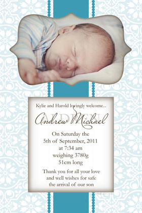 Boy Birth Announcements and Baby Thank You Photo Cards BA42-Photo cards, personalised photo cards, photocards, personalised photocards, baby cards, personalised baby cards, birth announcements, personalised birth announcements, christening invitations, personalised christening invitations, personalised invitations, personalised announcements, invitations, announcements, photo invitations, photo announcements, personalised photo invitations, personalised photo announcements, announcement cards, announcement photo cards, photo christening invitations, photo announcements, birthday invitations, personalised birthday invitations, photo birthday invitations, photocard birth announcements, photo card birth announcements, personalised photo card birth announcement, personalised photo birthday invitation, personalised invites, birth celebrations, personalised celebrations, personalised birth celebrations, baptism invitations, personalised baptism invitations, personalised photo baptism invitations, pregnancy announcements, pregnancy announcement cards,  pregnancy cards, personalised pregnancy announcements, personalised pregnancy announcement cards, personalised pregnancy cards, baby shower invitations, personalised baby shower invitations, engagement invitations, personalised engagement invitations, photo engagement invitations, personalised photo engagement invitations, engagement photo cards, save the date cards, personalised save the date cards, photo save the date cards, wedding thank-you cards, personalised wedding thank-you cards, wedding thank-you photo cards,