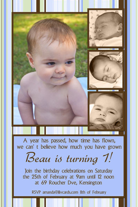 Boy Birthday Invitations and Thank You Photo Cards BB54-Photo cards, personalised photo cards, photocards, personalised photocards, personalised invitations, photo invitations, personalised photo invitations, invitation cards, invitation photo cards, photo invites, photocard birthday invites, photo card birth invites, personalised photo card birthday invitations, thank-you photo cards, star birthday photo invitations