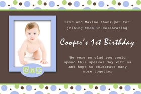 Boy Thank You Photo Cards for Baby, Baptism and Birthday BT12-Photo Cards, Photo invitations, Birth Announcements, Birth Announcement Cards, Christening Photo Invitations, Baptism Photo Invitations, Naming Day Photo Invitaitons, Birthday  Photo Invitations, Pregnancy Announcement Cards,Thankyou Photo Cards