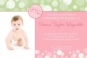 Girl Baptism, Christening and Naming Day Invitations and Thank You Photo Cards GC19-Photo cards, personalised photo cards, photocards, personalised photocards, personalised invitations, photo invitations, personalised photo invitations, invitation cards, invitation photo cards, photo invites, photocard birthday invites, photo card birth invites, personalised photo card birthday invitations, thank-you photo cards,