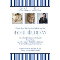 Adult Birthday Invitations for 21st, 30th 40th Birthdays and More AI24-Photo cards, photo card, invitation, invitations, photo invitations, photo invitation, baby shower invitation, baby shower photo invitation, baby shower invitaitons, baby shower photo invitations,