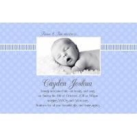 Birth Announcements and Baby Thank You Photo Cards for Boys - BA36-Photo cards, personalised photo cards, photocards, personalised photocards, baby cards, personalised baby cards, birth announcements, personalised birth announcements, christening invitations, personalised christening invitations, personalised invitations, personalised announcements, invitations, announcements, photo invitations, photo announcements, personalised photo invitations, personalised photo announcements, announcement cards, announcement photo cards, photo christening invitations, photo announcements, birthday invitations, personalised birthday invitations, photo birthday invitations, photocard birth announcements, photo card birth announcements, personalised photo card birth announcement, personalised photo birthday invitation, personalised invites, birth celebrations, personalised celebrations, personalised birth celebrations, baptism invitations, personalised baptism invitations, personalised photo baptism invitations, pregnancy announcements, pregnancy announcement cards,  pregnancy cards, personalised pregnancy announcements, personalised pregnancy announcement cards, personalised pregnancy cards, baby shower invitations, personalised baby shower invitations, engagement invitations, personalised engagement invitations, photo engagement invitations, personalised photo engagement invitations, engagement photo cards, save the date cards, personalised save the date cards, photo save the date cards, wedding thank-you cards, personalised wedding thank-you cards, wedding thank-you photo cards,