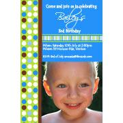 Boy Birthday Invitations and Thank You Photo Cards BB19-Photo cards, personalised photo cards, photocards, personalised photocards, personalised invitations, photo invitations, personalised photo invitations, invitation cards, invitation photo cards, photo invites, photocard birthday invites, photo card birth invites, personalised photo card birthday invitations, thank-you photo cards,