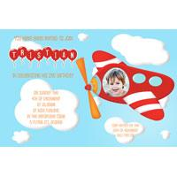 Birthday Invitations and Thank you Photo Cards for Boys BB55