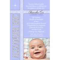Boy Baptism, Christening and Naming Day Invitations and Thank You Photo Cards BC27-Photo cards, personalised photo cards, photocards, personalised photocards, personalised invitations, photo invitations, personalised photo invitations, invitation cards, invitation photo cards, photo invites, photocard birthday invites, photo card birth invites, personalised photo card birthday invitations, thank-you photo cards,
