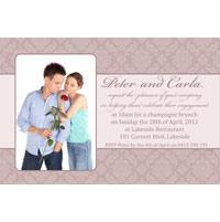 Engagement Photo Invitations
