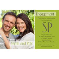 Engagement Photo Invitations and Thank You Photo Cards EI11-engagement invitation, wedding invitation, thank-you, wedding invitations, wedding cards, engagement invitations, wedding thank-you, wedding thank-you cards