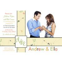 Engagement Photo Invitations and Thank You Photo Cards EI12-engagement invitation, wedding invitation, thank-you, wedding invitations, wedding cards, engagement invitations, wedding thank-you, wedding thank-you cards