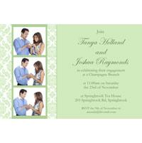 Engagement Photo Invitations and Thank You Photo Cards EI13-engagement invitation, wedding invitation, thank-you, wedding invitations, wedding cards, engagement invitations, wedding thank-you, wedding thank-you cards