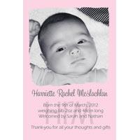 Girl Birth Announcements and Baby Thank You Photo Cards GA55-Photo cards, personalised photo cards, photocards, personalised photocards, baby cards, personalised baby cards, birth announcements, personalised birth announcements, christening invitations, personalised christening invitations, personalised invitations, personalised announcements, invitations, announcements, photo invitations, photo announcements, personalised photo invitations, personalised photo announcements, announcement cards, announcement photo cards, photo christening invitations, photo announcements, birthday invitations, personalised birthday invitations, photo birthday invitations, photocard birth announcements, photo card birth announcements, personalised photo card birth announcement, personalised photo birthday invitation, personalised invites, birth celebrations, personalised celebrations, personalised birth celebrations, baptism invitations, personalised baptism invitations, personalised photo baptism invitations, pregnancy announcements, pregnancy announcement cards,  pregnancy cards, personalised pregnancy announcements, personalised pregnancy announcement cards, personalised pregnancy cards, baby shower invitations, personalised baby shower invitations, engagement invitations, personalised engagement invitations, photo engagement invitations, personalised photo engagement invitations, engagement photo cards, save the date cards, personalised save the date cards, photo save the date cards, wedding thank-you cards, personalised wedding thank-you cards, wedding thank-you photo cards,