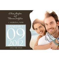 Wedding Save the Date Photo Cards SD02-