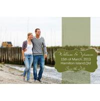Wedding Save the Date Photo Cards SD05-