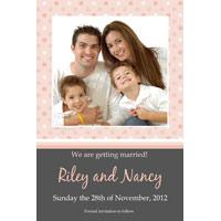 Wedding Save the Date Photo Cards SD11-save the date cards
