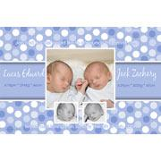Twin Birth Announcements and Baby Thank You Photo Cards TA17-Photo cards, personalised photo cards, photocards, personalised photocards, baby cards, personalised baby cards, birth announcements, personalised birth announcements, christening invitations, personalised christening invitations, personalised invitations, personalised announcements, invitations, announcements, photo invitations, photo announcements, personalised photo invitations, personalised photo announcements, announcement cards, announcement photo cards, photo christening invitations, photo announcements, birthday invitations, personalised birthday invitations, photo birthday invitations, photocard birth announcements, photo card birth announcements, personalised photo card birth announcement, personalised photo birthday invitation, personalised invites, birth celebrations, personalised celebrations, personalised birth celebrations, baptism invitations, personalised baptism invitations, personalised photo baptism invitations, pregnancy announcements, pregnancy announcement cards,  pregnancy cards, personalised pregnancy announcements, personalised pregnancy announcement cards, personalised pregnancy cards, baby shower invitations, personalised baby shower invitations, engagement invitations, personalised engagement invitations, photo engagement invitations, personalised photo engagement invitations, engagement photo cards, save the date cards, personalised save the date cards, photo save the date cards, wedding thank-you cards, personalised wedding thank-you cards, wedding thank-you photo cards,
